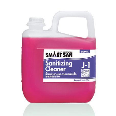 Dung dịch tẩy rửa và sát khuẩn Sanitizing Cleaner J-1
