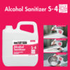 Cồn Thực Phẩm Food Grade Alcohol Smart San S-4