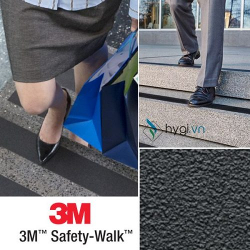 bepvesinh bang keo chong tron truot 3m™ safety walk™ 610 02 hygi
