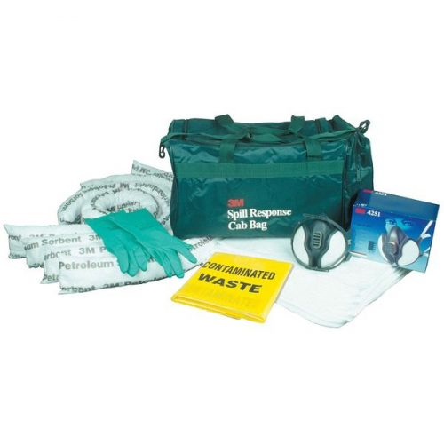 Bộ Ứng Cứu Sự Cố 3M™ Oil & Petroleum Spill Kit-SRCB-Petro