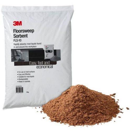 Chất Thấm Hút Sàn 3M™ Floorsweep Sorbent / FLS-10
