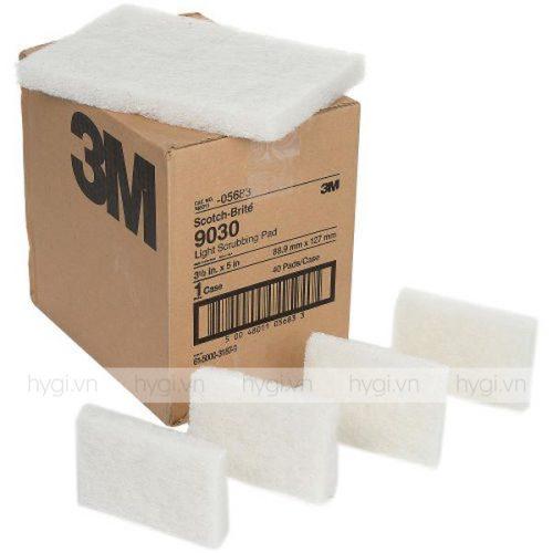 Miếng Cọ Rửa Chuyên Dụng Scotch-Brite™ Light Duty Scrubbing Pad 9030