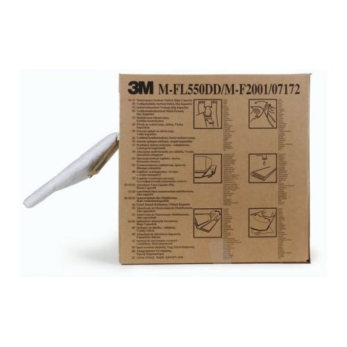 Cuộn Thấm Hút 3M™ General Purpose Folded Sorbent M-FL550D
