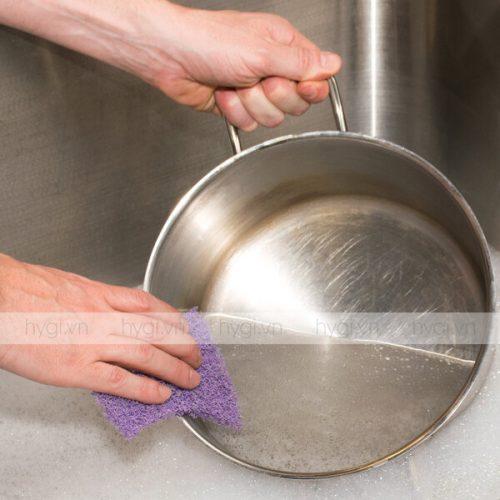 Miếng chùi rửa Scotch-Brite Purple Scour Pad 2020