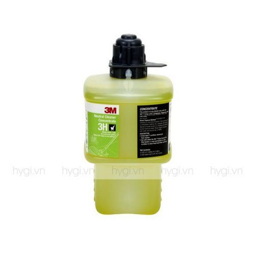 Dung Dịch Lau Sàn 3M 3H - 3M Neutral Cleaner Concentrate 3H