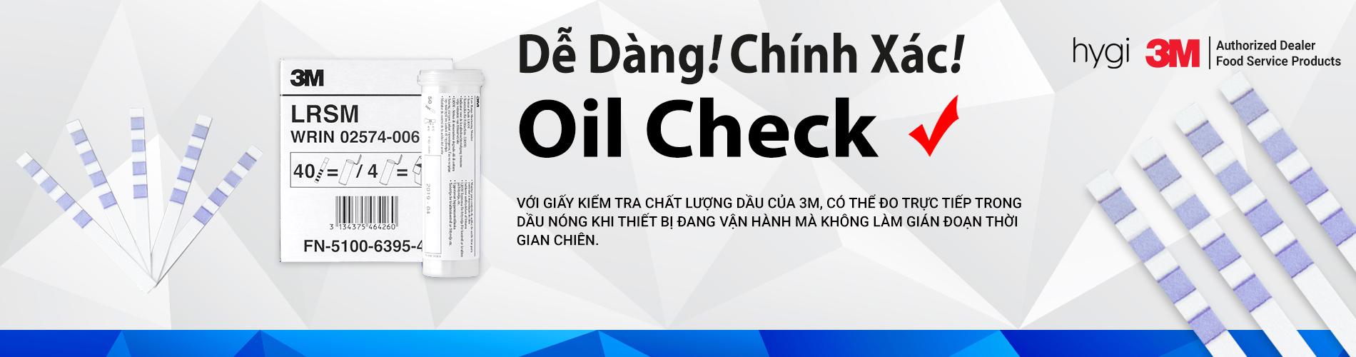 Oil check hygi 3